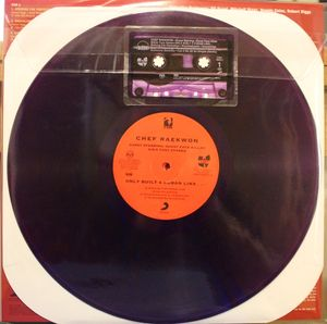 Raekwon Only Built 4 Cuban Linx Colored Vinyl