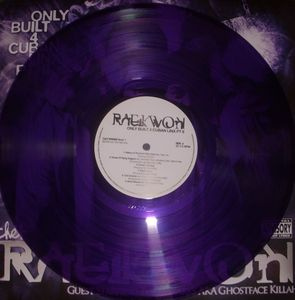 Raekwon Only Built 4 Cuban Linx Pt Ii Colored Vinyl