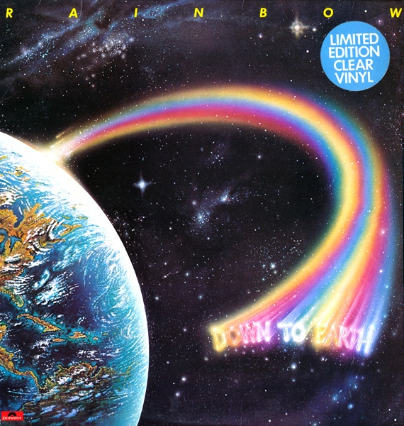 Rainbow Down To Earth Colored Vinyl
