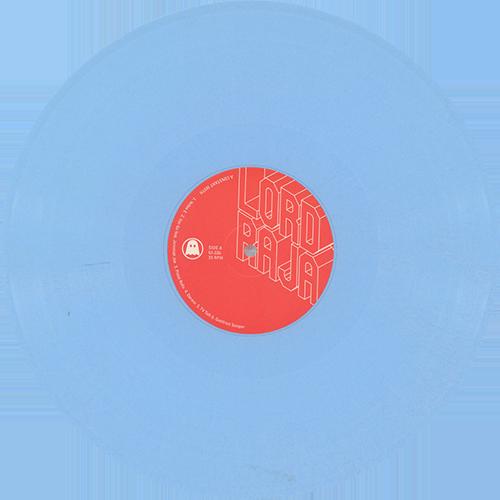 Raja A Constant Moth Colored Vinyl