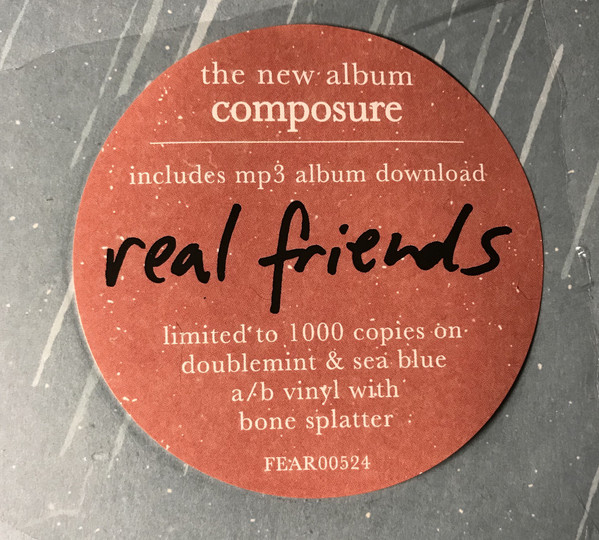 Real Friends -Composure