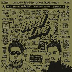 Real Live The Turnaround The Long Awaited Instrumentals