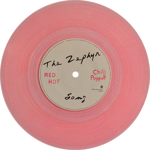 Red Hot Chili Peppers - The Zephyr Song
