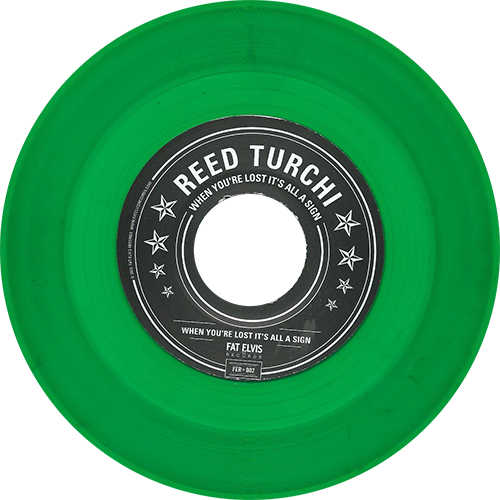Reed Turchi -When You're Lost It's All A Sign