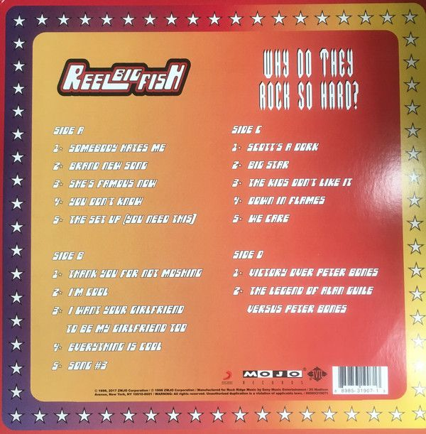 Reel Big Fish - Why Do They Rock So Hard?