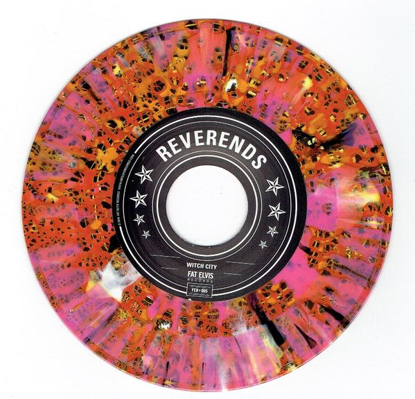 Reverends -The Dark Demon / Witch City