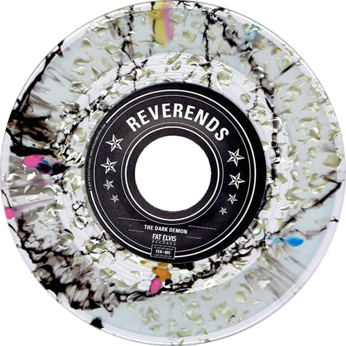 Reverends - The Dark Demon / Witch City