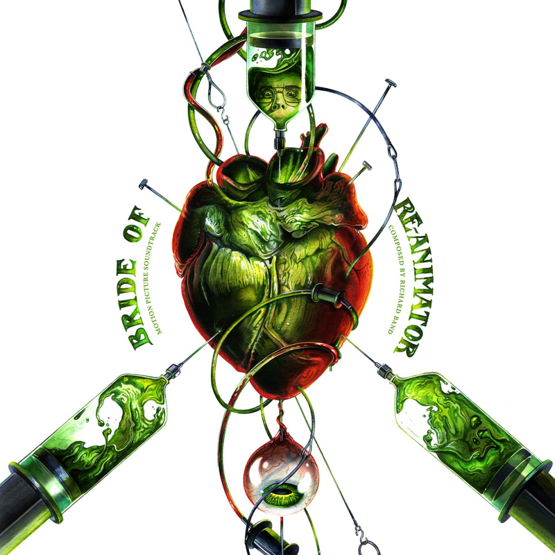 Richard Band - Bride Of Re-Animator (Original Motion Picture Soundtrack)