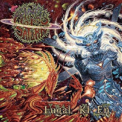 Rings Of Saturn Lugal Ki En Colored Vinyl