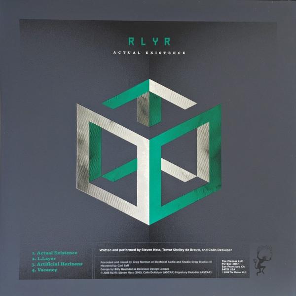 RLYR - Actual Existence