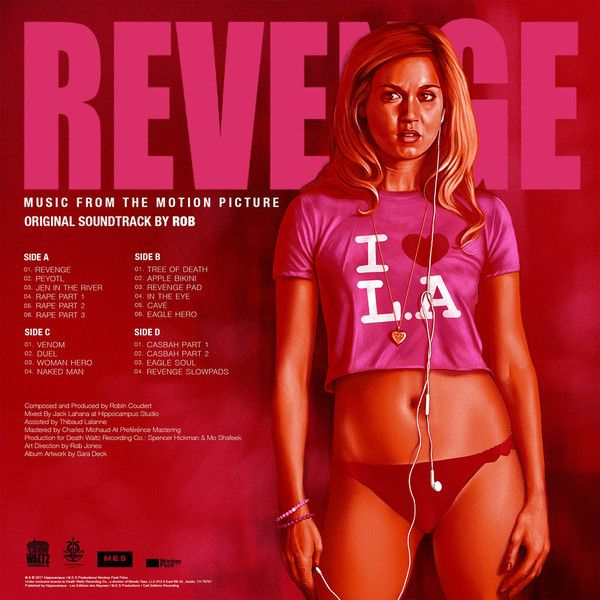 Rob - Revenge (Music FromThe Motion Picture)