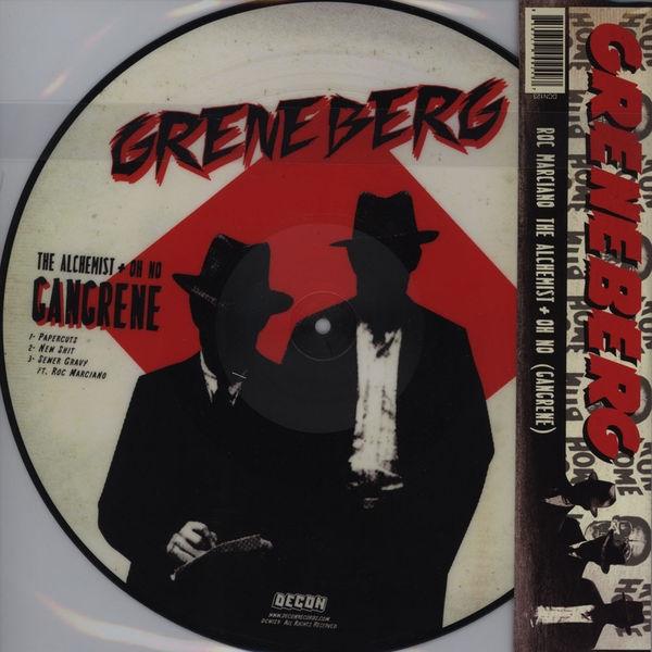 Rock Marciano & Gangrene -Greneberg