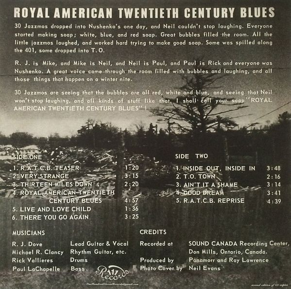 Rockadrome - Royal American 20th Century Blues
