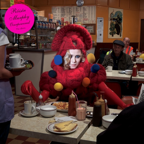 Roisin Murphy Overpowered Colored Vinyl