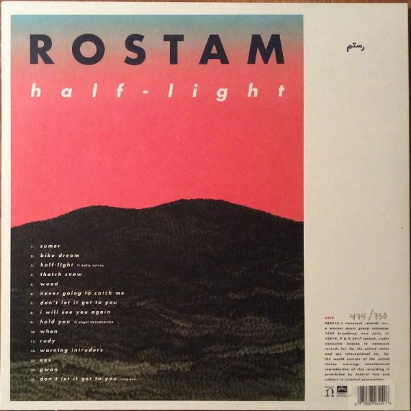 Rostam - Half-Light
