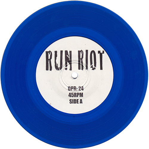 Run Riot -Break Mirrors