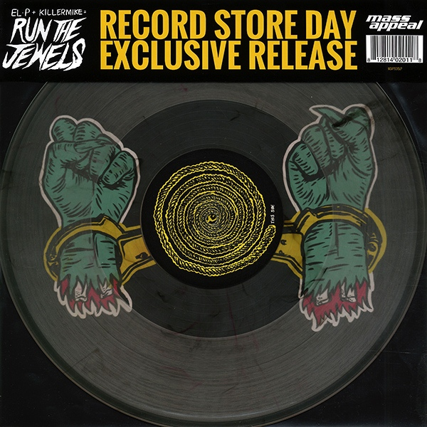 Run The Jewels - Bust No Moves EP