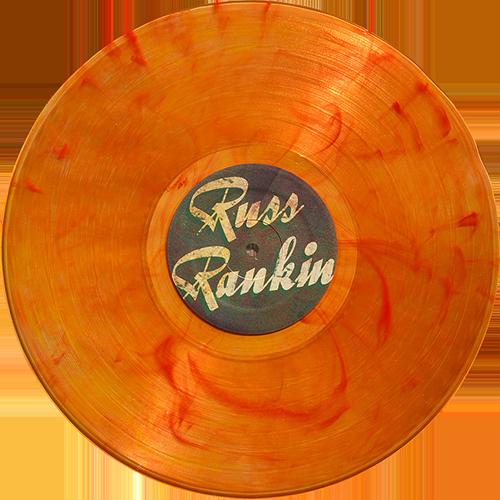 Russ Rankin Farewell Catalonia Colored Vinyl