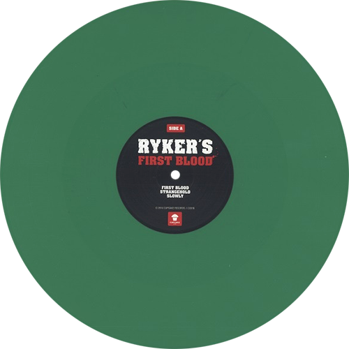 Ryker's -First Blood