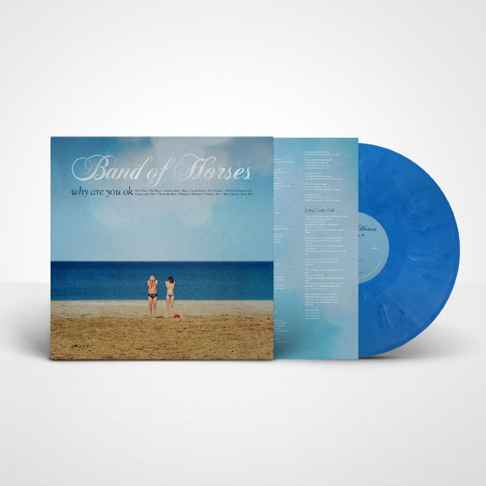 band of horses why are you ok colored vinyl. Black Bedroom Furniture Sets. Home Design Ideas