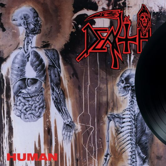 Death - Human (Re-issue)