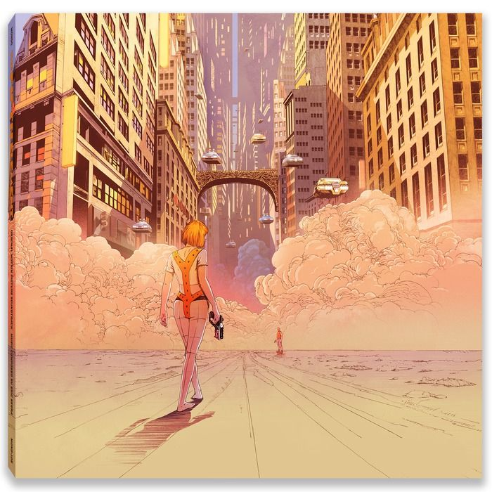Eric Serra - The Fifth Element (OST)