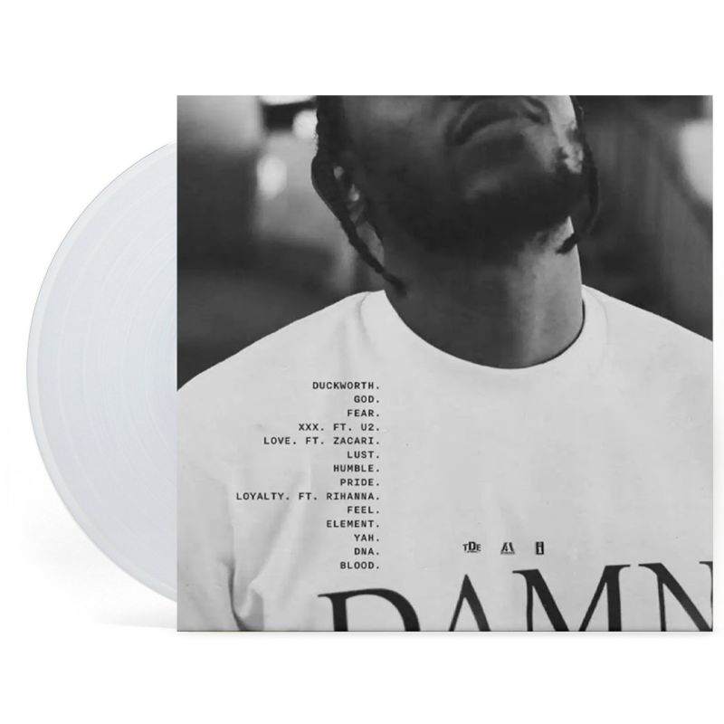 Kendrick Lamar - DAMN. Collectors Edition (2xLP)