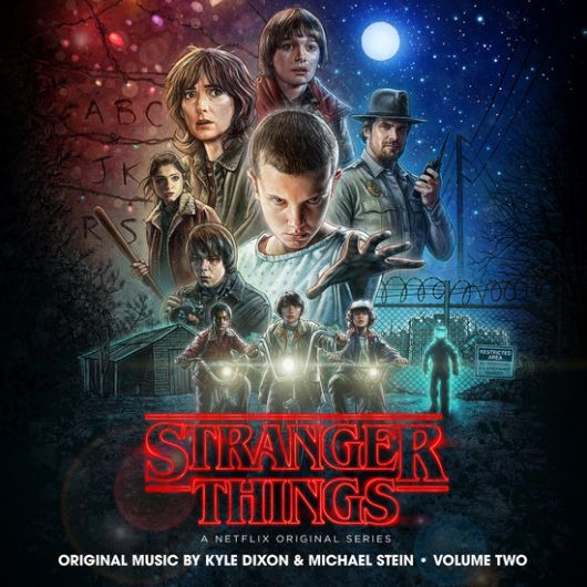 Kyle Dixon & Michael Stein - Stranger Things Vol. 2