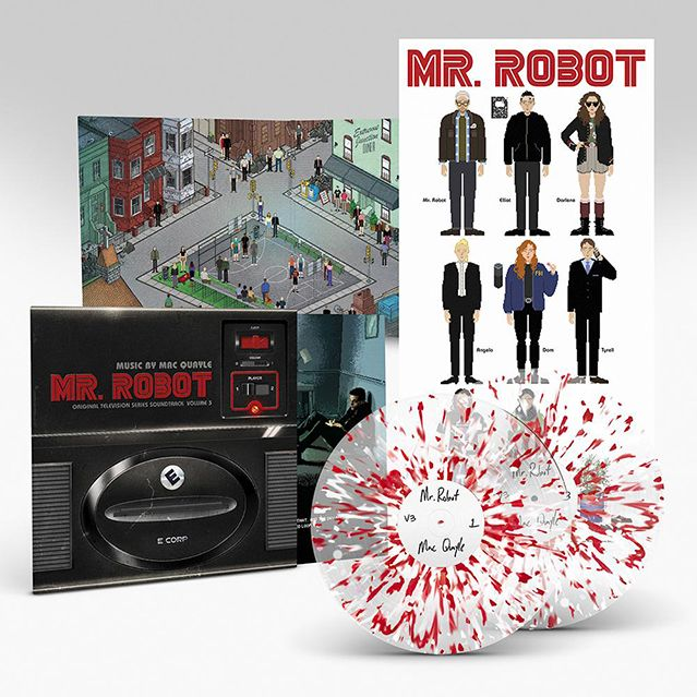 Mac Quayle - Mr Robot Vol.3 (Original Television Series Soundtrack)