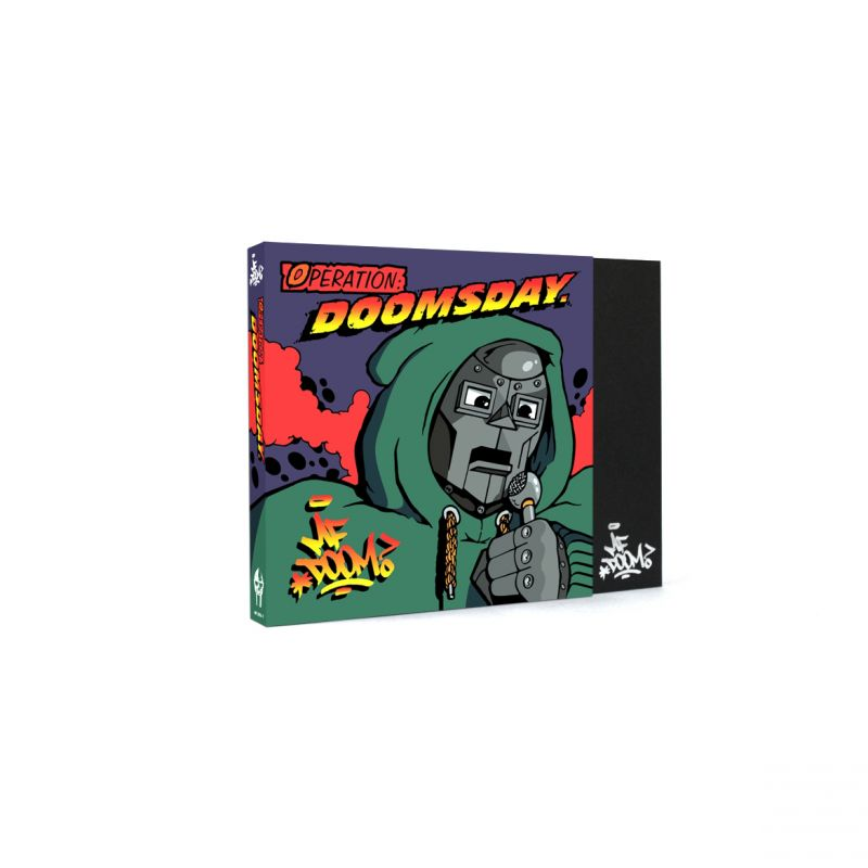 MF DOOM - Operation: Doomsday (7 Inch Boxset)