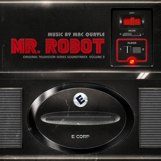 mac quayle mr robot vol 3 original television series soundtrack colored vinyl. Black Bedroom Furniture Sets. Home Design Ideas