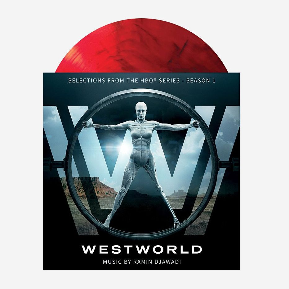 ramin djawadi westworld season 1 colored vinyl. Black Bedroom Furniture Sets. Home Design Ideas