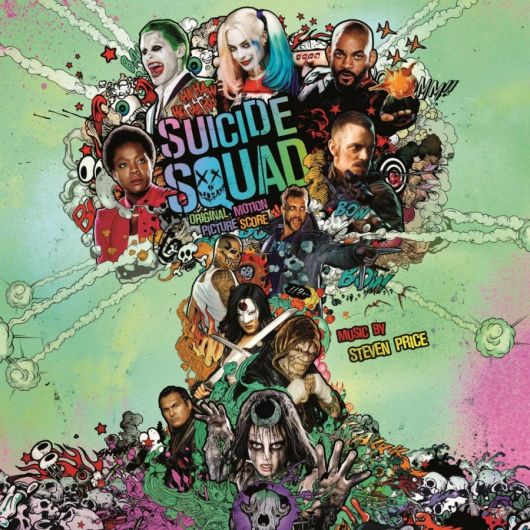 Steven Price - Suicide Squad OST