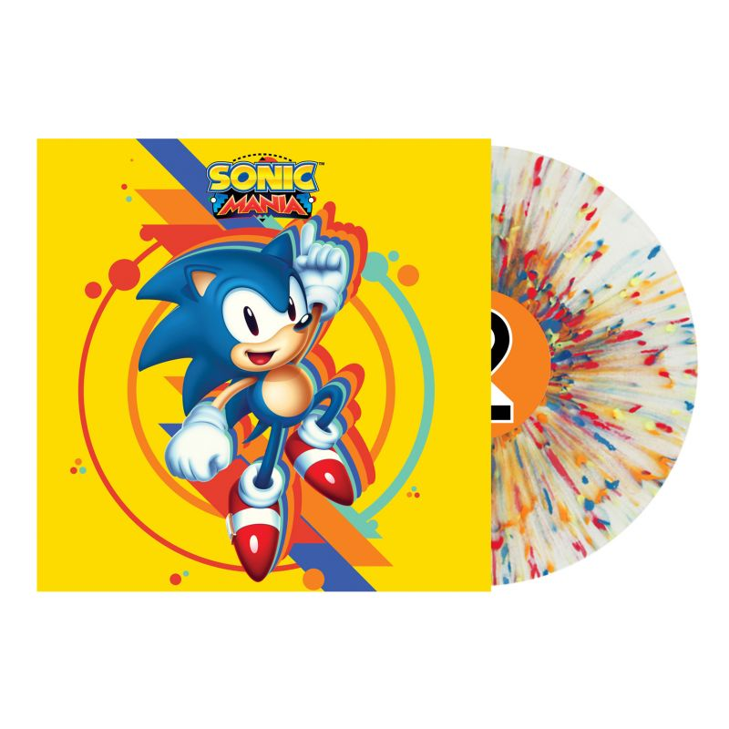 Tee Lopes - Sonic Mania Soundtrack