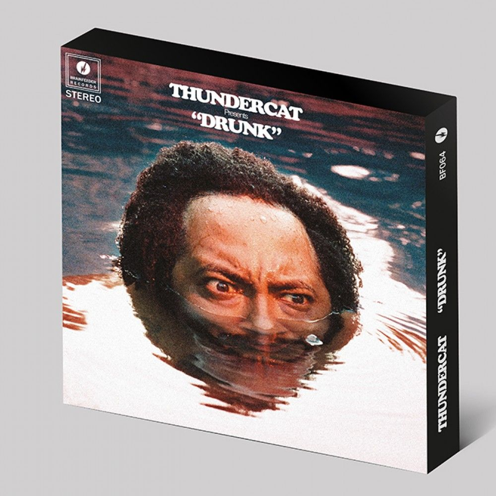 thundercat drunk colored vinyl. Black Bedroom Furniture Sets. Home Design Ideas