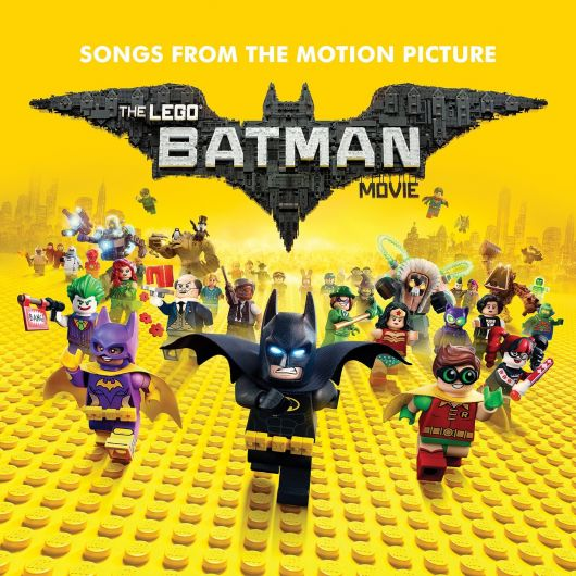 Various - The Lego Batman Movie (OST)