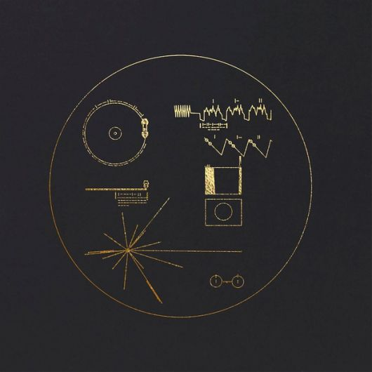 Voyager Golden Record - 40th Anniversary Edition (Kisckstarter)