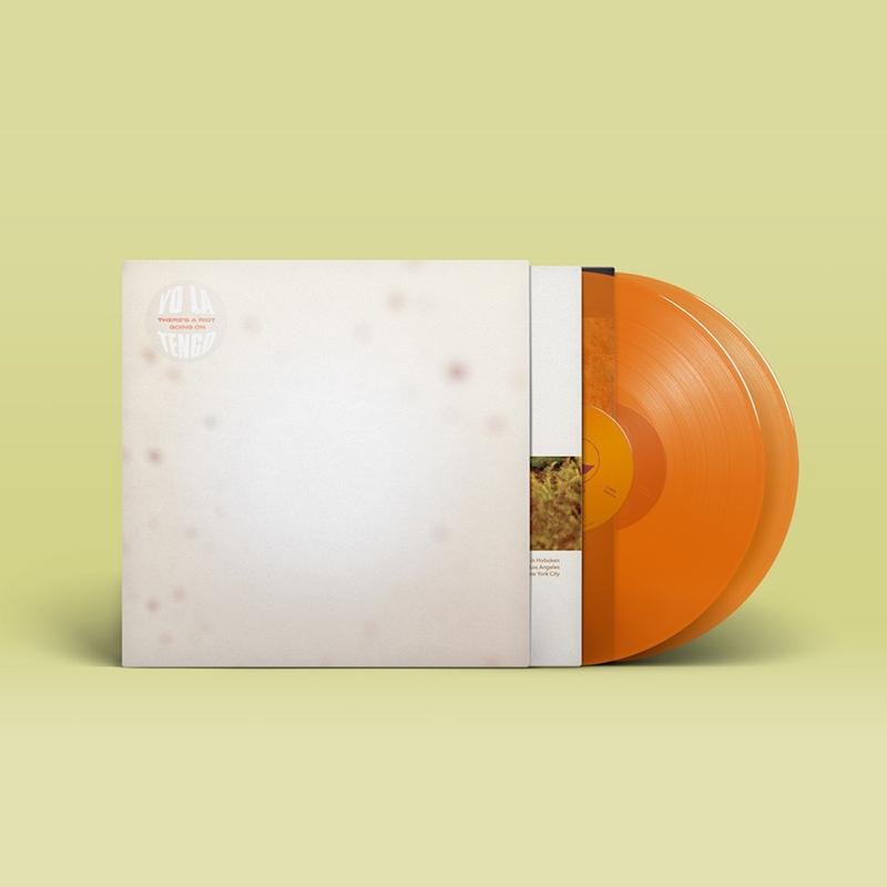 Image result for Yo La Tengo - There's A Riot Going On (Matador) *Orange Vinyl!* $21.99