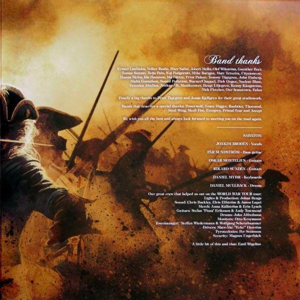 Sabaton - Carolus Rex (Swedish Version)