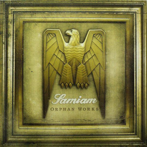 Samiam Orphan Works Colored Vinyl