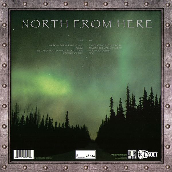 Sentenced -North From Here