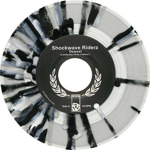 Shockwave Riderz - Dearest
