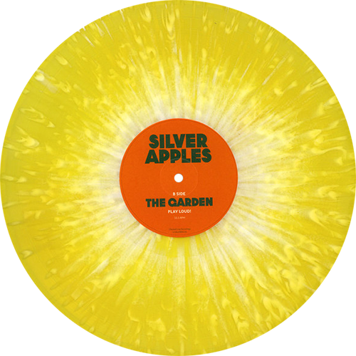 Silver Apples - The Garden