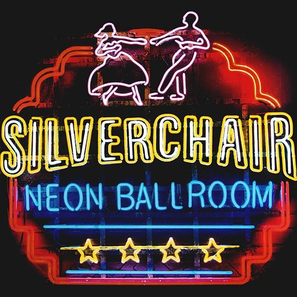 Silverchair Neon Ballroom Colored Vinyl