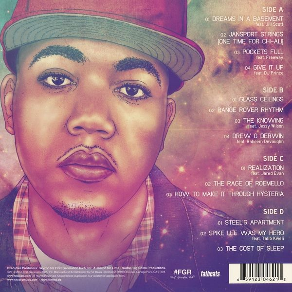 Skyzoo -A Dream Deferred
