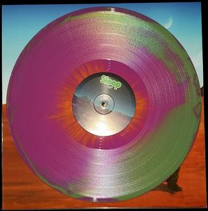 Sleep - Dopesmoker, Colored Vinyl