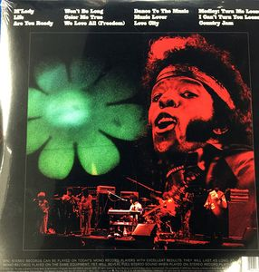 Sly & The Family Stone -Live At The Fillmore East