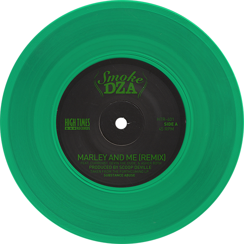 Smoke DZA - Marley And Me (Remix) / What's Goodie?