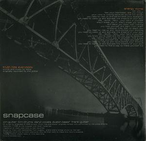 Snapcase & Boysetsfire - Snapcase vs. Boysetsfire EP