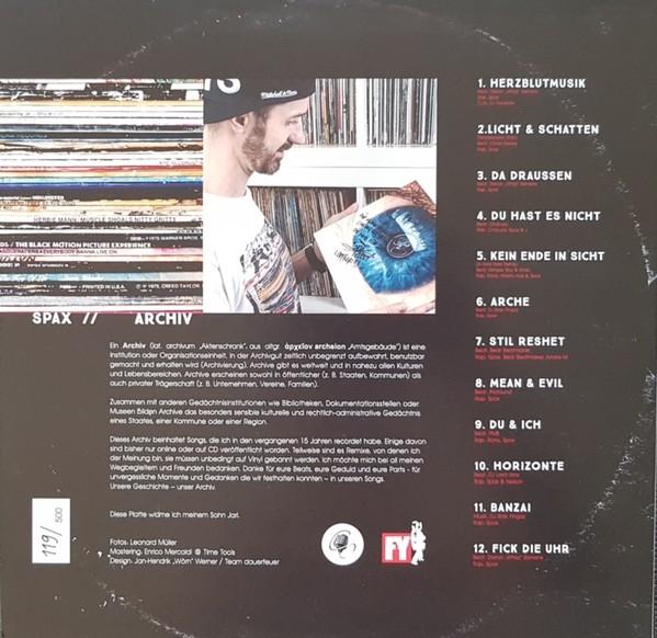 Spax - Archiv
